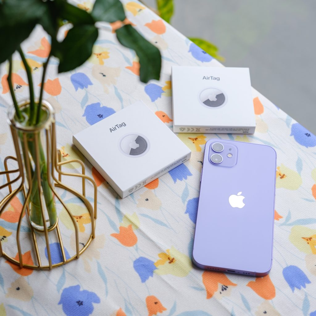 AirTags y iPhone